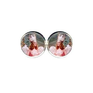 Glenda The Good Witch Earrings